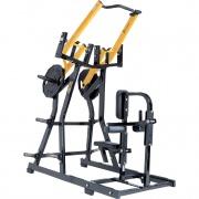 Независимая тяга сверху Hammer Strength Plate-Loaded