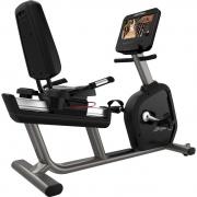 Горизонтальный велотренажер Integrity Lifecycle® D SE3 HD