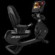 Горизонтальный велотренажёр Life Fitness Platinum Club Discover SE3 HD