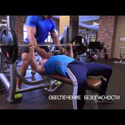 Life Fitness в г.Астана Fitness Palace 2014